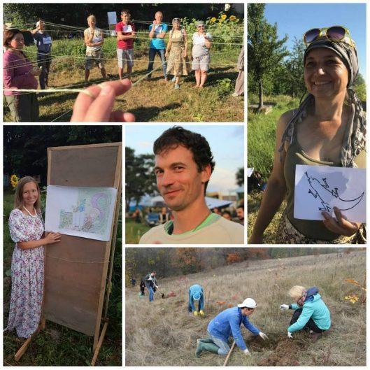 Photo: Permaculture in Ukraine