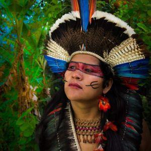 Photo: Kerexu Yxapyry – Prémio de Sabedoria Ancestral e Indígena