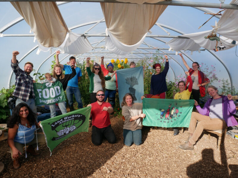 Photo: Landworkers' Alliance