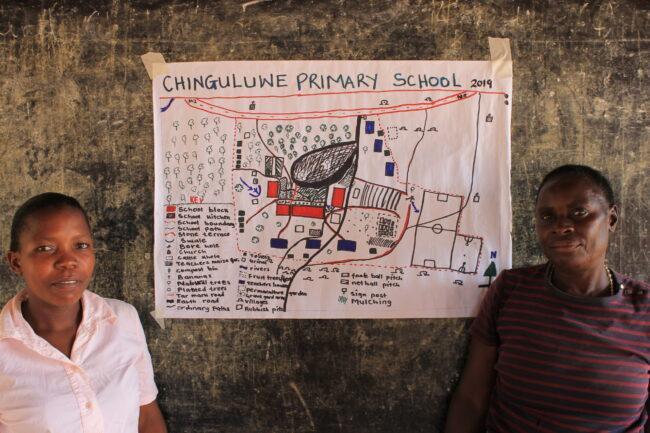 Photo: Malawi Schools Permaculture Clubs (マラウイ・スクール・パーマカルチャー・クラブ)