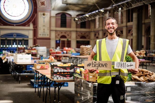 Photo: Edible London CIC