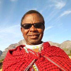 Photo: Francis Shomet Olenaing'isa – Premio a la Sabiduría Ancestral e Indígena
