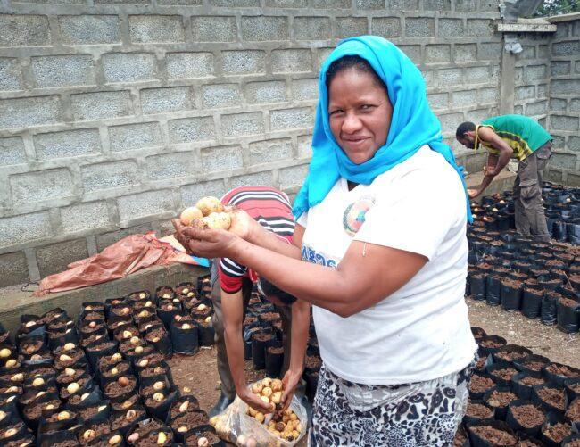 Photo: Food Secured Schools Africa