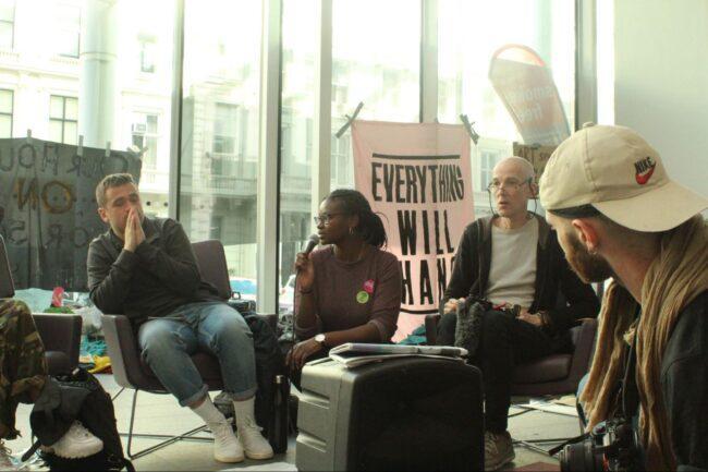 Photo: Extinction Rebellion Youth Solidarity