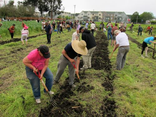 Photo: North American Agroecology Conference Project