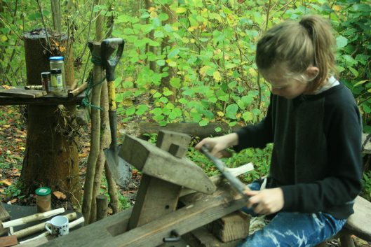 Photo: Cultivate: Traditional practical skills for women of the future