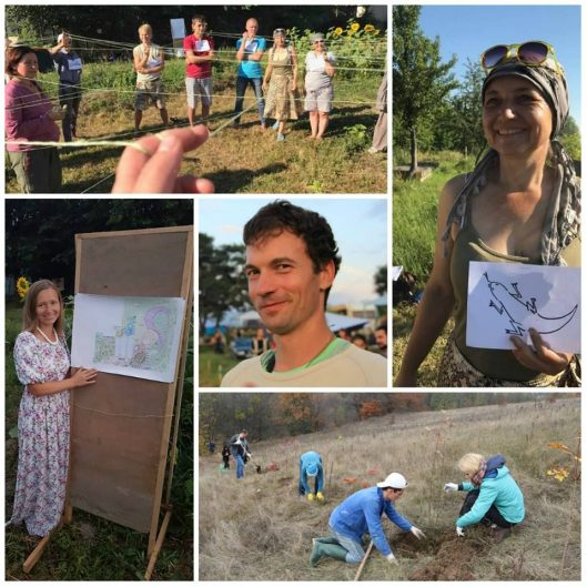 Photo: PERMACULTURE IN UKRAINE