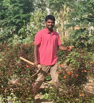 Narendra's Story, a Beneficiary