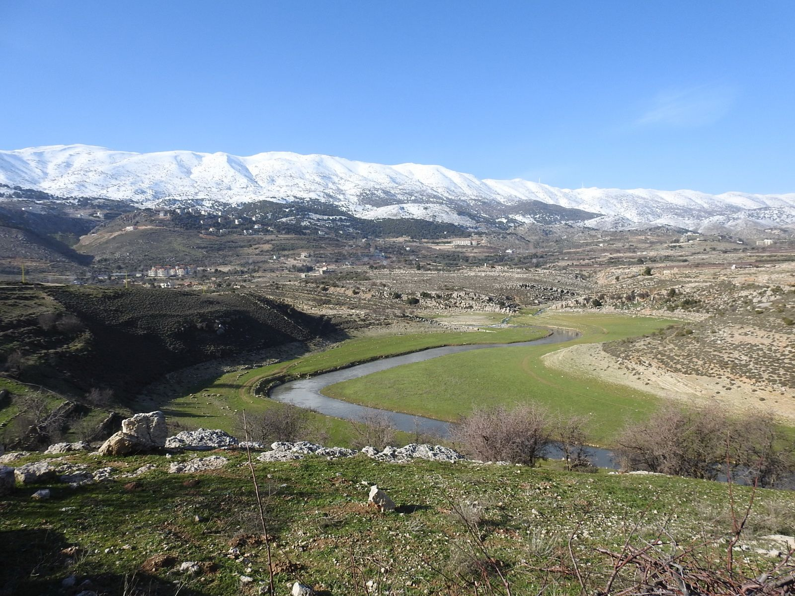 Photo: Society for the Protection of Nature in Lebanon (SPNL)